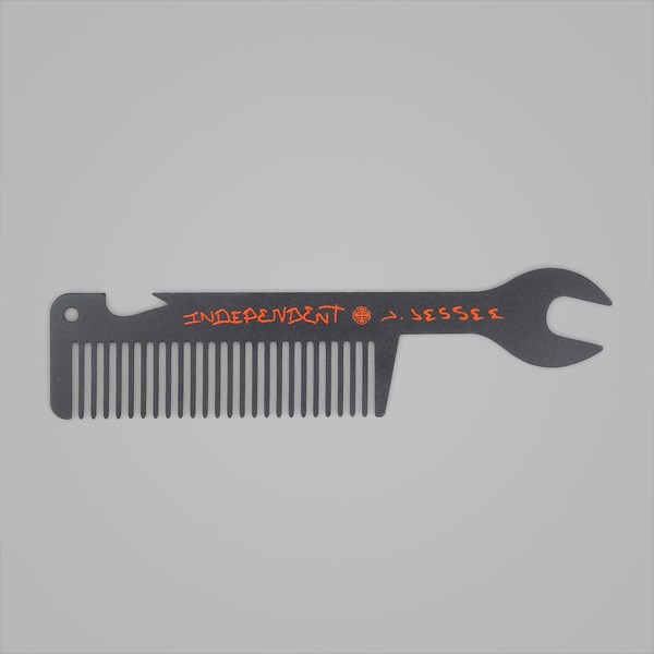 INDEPENDENT X JASON JESSEE CLUB NICKLE COMB