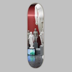 ISLE SKATEBOARDS JONES 'KOPIENKNIT' DECK 8.25""