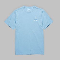POLAR X CONVERSE SHORT SLEEVE TEE JP BLUE