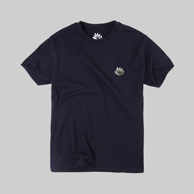 MAGENTA JUNGLE 2 SS T-SHIRT BLACK
