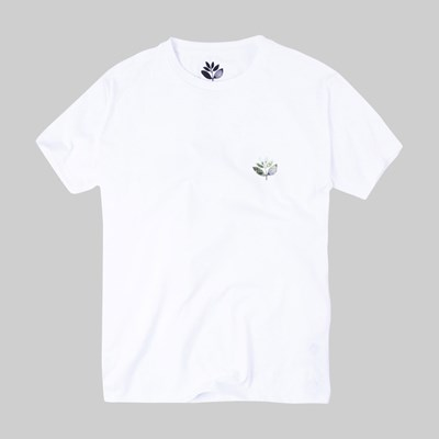 MAGENTA JUNGLE 2 SS T-SHIRT WHITE