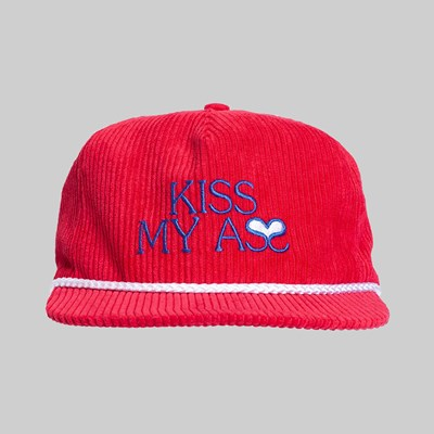 FUCKING AWESOME KISS MY ASS HAT RED