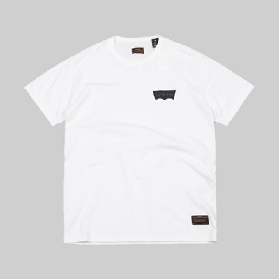 LEVI'S SKATEBOARDING GRAPHIC SS T-SHIRT WHITE