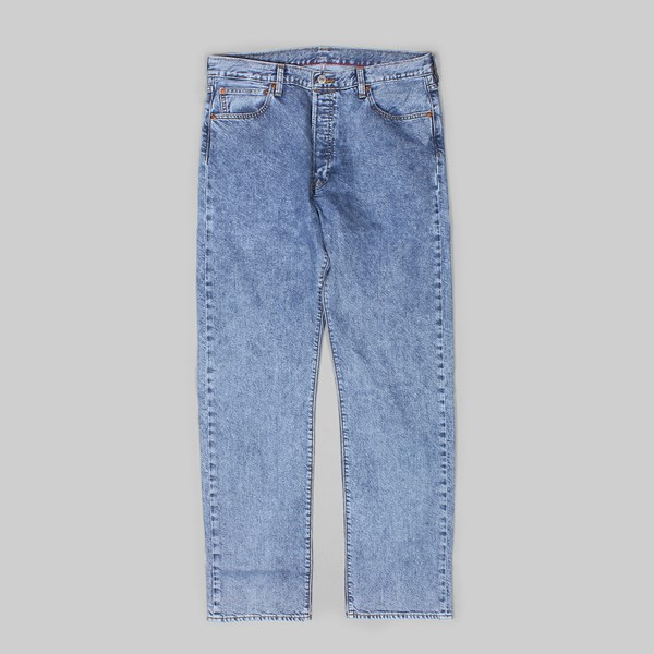 LEVI'S 501 MODERN FIT 5 POCKET JEANS DIP STICK