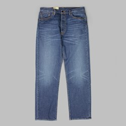 LEVI'S 501 STANDARD FIT 5 POCKET JEANS PEDRO