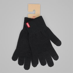 LEVI'S BEN TOUCH SCREEN GLOVES REGULAR BLACK