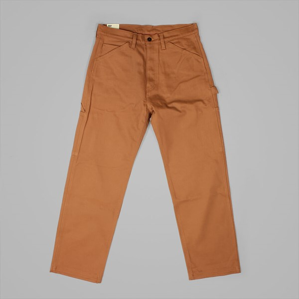 LEVI'S CARPENTER PANT ARGAN OIL