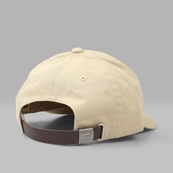 LEVI'S CLASSIC TWILL RED TAB BASEBALL CAP TAN