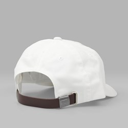 LEVI'S CLASSIC TWILL RED TAB BASEBALL CAP WHITE