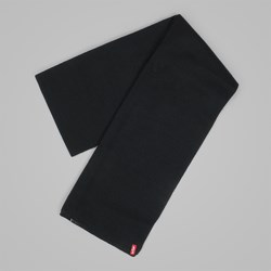 LEVI'S LIMIT KNITTED SCARF REGULAR BLACK