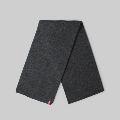 LEVI'S LIMIT SCARF DARK GREY
