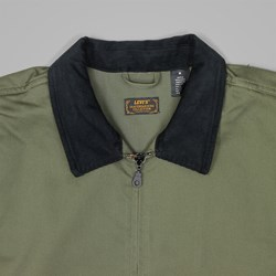 LEVI'S MECHANIC JACKET IVY GREEN