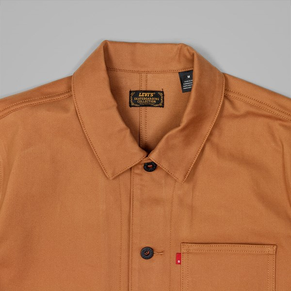 LEVI'S MILITARY JACKET ARGAN OIL