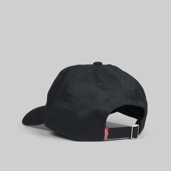 LEVI'S OLYMPIC LOGO DAD CAP BLACK