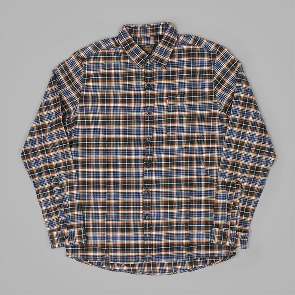 LEVI'S RIVETER LONG SLEEVE SHIRT THIMBLEWOOD