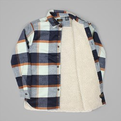 LEVI'S SHERPA MASON JACKET YARROW ARGAN OIL