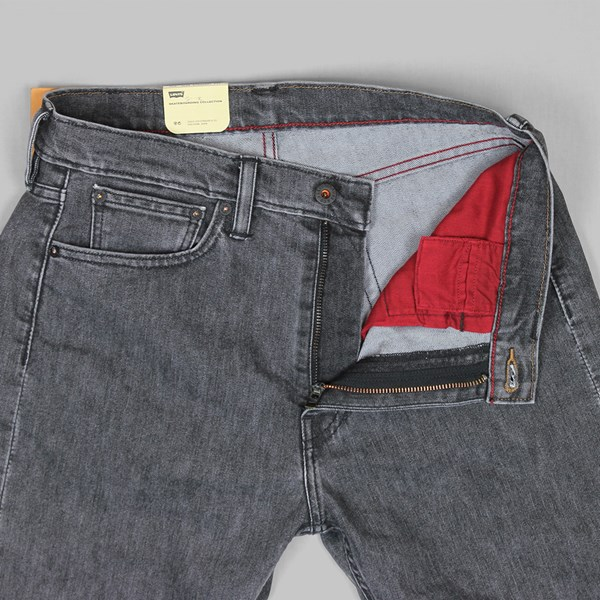 LEVI'S SKATE 513 SLIM STRAIGHT JEANS GEARY
