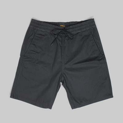 LEVI'S SKATE EASY SHORT BLACK RIPSTOP
