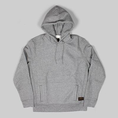 LEVI'S SKATE PULLOVER HOODIE HEATHER GREY 2