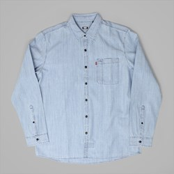 LEVI'S SKATE RIVETER SHIRT WASHED CHAMBRAY