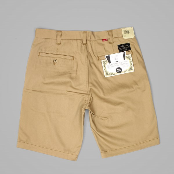 LEVI'S SKATE WORK SHORT HARVEST GOLD