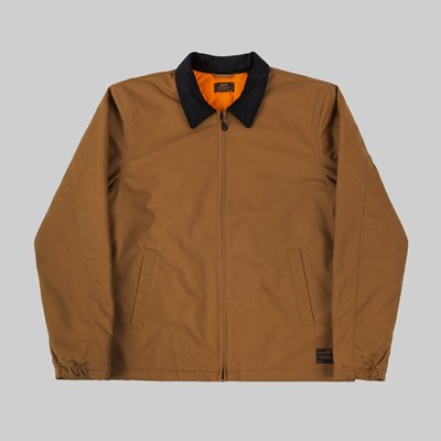 LEVI'S SKATEBOARDING MECHANICS JACKET DARK GINGER