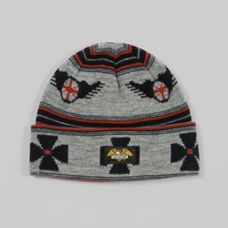 Loser Machine Harwood Beanie Grey Heather