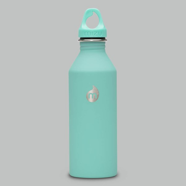 MIZU M8 STAINLESS STEEL BOTTLE 27OZ SPEARMINT