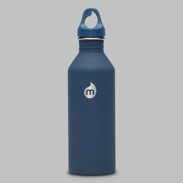 MIZU M8 STAINLESS STEEL BOTTLE 27OZ BLUE