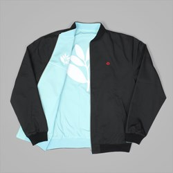 MAGENTA TWO FACE REVERSIBLE JACKET BLACK