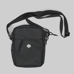 MAGENTA XL POUCH BAG BLACK