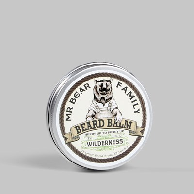 Mr Bear Beard Balm Wilderness