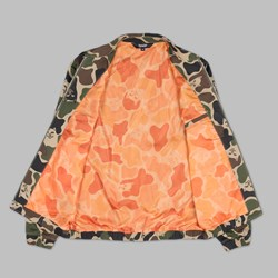 RIP N DIP NERMAL CAMO COTTON JACKET ARMY CAMO