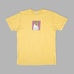 RIP N DIP NERMAL S. THOMPSON TEE YELLOW