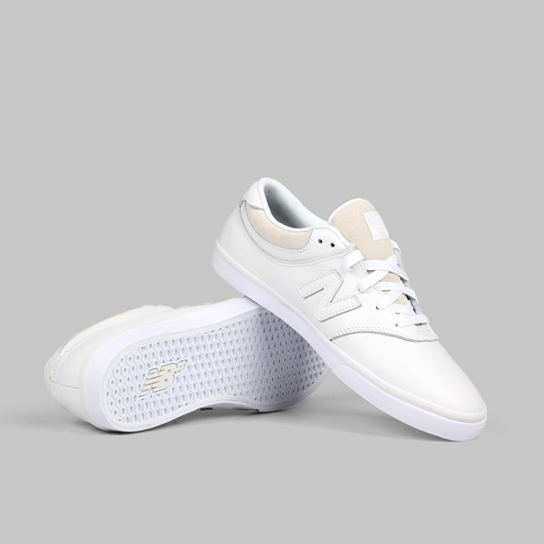 NEW BALANCE NUMERIC QUINCY 254 WHITE