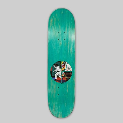 POLAR SKATE CO. BOSERIO 'ALIEN ENCOUNTER' DECK 8.25""