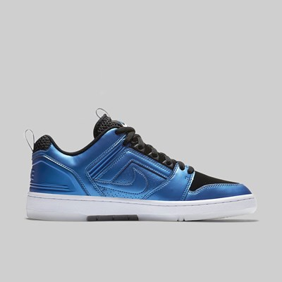 NIKE SB AIR FORCE II LOW QS 'RIVALS PACK' INTERNATIONAL BLUE