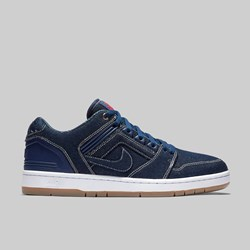 NIKE SB AIR FORCE II LOW 'RIVALS PACK' BINARY BLUE