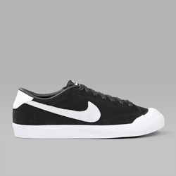 NIKE SB ALL COURT CK QUIKSTRIKE BLACK WHITE