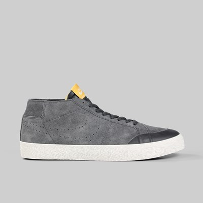 NIKE SB BLAZER CHUKKA (LANCE MOUNTAIN) ANTHRACITE FIR
