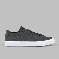 NIKE SB BLAZER LOW DECONSTRUCTED BLACK BLACK