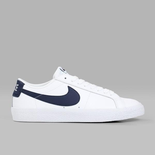 so cheap sneakers for cheap price reduced NIKE SB BLAZER LOW WHITE OBSIDIAN | NIKE ...