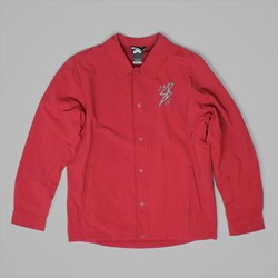NIKE SB BOLT COACHES JACKET TEAM RED