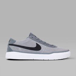NIKE SB BRUIN HYPERFEEL COOL GREY BLACK WHITE