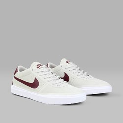 NIKE SB BRUIN HYPERFEEL SUMMIT WHITE TEAM RED