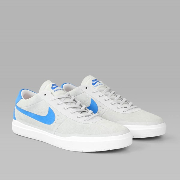 NIKE SB BRUIN HYPERFEEL WHITE PHOTO BLUE WHITE