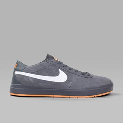 NIKE SB BRUIN HYPERFEEL XT ANTRACITE CLAY ORANGE