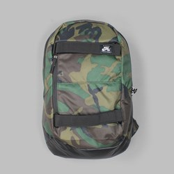 NIKE SB COURTHOUSE AOP BACKPACK IGUANA BLACK