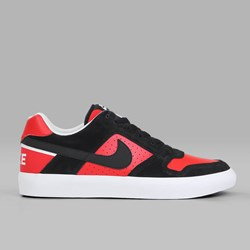 NIKE SB DELTA FORCE BLACK UNIVERSITY RED WHITE