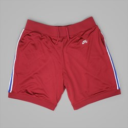 NIKE SB DRI FIT COURT SHORT TEAM RED WHITE